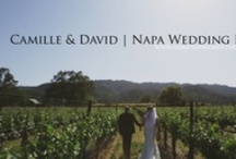 {Weddings} Napa Valley Weddings / Wedding video & photos from a vineyard wedding in Napa, California.  / by Ashley & Matt - Hampton Road Studios