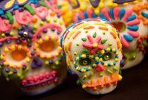 Día de los muertos  / by Danielly Lara {Un dulce hogar}