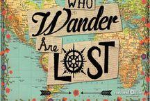 Wanderlust / by Addison White