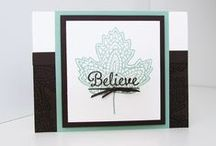My Stampin Up Cards / Cards Designed by BrandysCards / by Brandy Godush-Cox