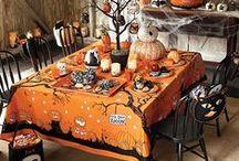 Fiesta de Halloween  / by Danielly Lara {Un dulce hogar}