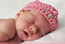Crochet for baby / by Jenny Topolinsky