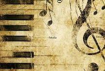 Music ... I love ♥♥♥... / Music Is Good for the Soul. Music is my Life. Músicas lavam a nossa alma, purificam o nosso coração, deixam mais leves os momentos difíceis e nos levam a viajar por dimensões elevadas... Vem viajar comigo ... Amo música !