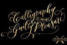 DESIGN : Lettersmiths / The art of penmanship is so rare these days... Here are some talented folks  - calligraphers and letterers.