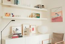 HOME : Dang I Love IKEA / ikea, hacks, kitchens, bedroom, office, storage, bathroom, bookcases, built-in, nightstand, bench, stool, dresser, painted, upgraded, expensive, cheap, budget, easy, revamped