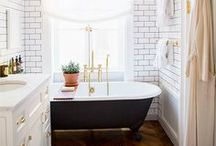 Intd | Bathroom / by Amy Van Gessel