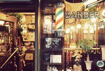 Barbershops & Beards / Beards, Trims, and Barbershops.