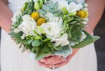 WEDDING : Just Bouquets
