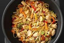 Food- Asian / by Lori Hanson