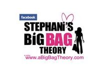 a Big Bag Theory / Pin to win! And use my Hashtag #aBigBagTheory on social media, once a month I'll do a search and one lucky individual will receive a gift from me! Not sure what to tag? How about a photo of you opening that FAB pink bag from a friends party!? You sporting your favorite bag out on the town?! An area of your home or car organized/simplified with 31!? Send me your pins, use my hashtag, I want to see all of your creative uses for thirty-one products! / by Stephani Butler - Senior Director, Thirty-One Gifts