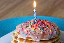 Tradiciones para los cumpleaños / by Danielly Lara {Un dulce hogar}