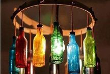 Reclaimed Bottles / by Quiesce