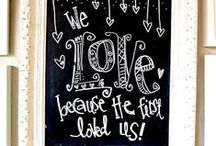 Valentine's Day / We love because He first loved us.