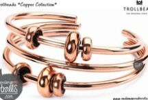 Trollbeads Copper Collection