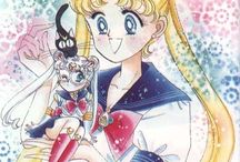 Moon Prism Power / Sailor Moon