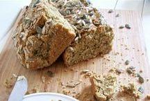 Breads & Muffins - Vegan & Gluten Free / Plant based / vegetarian / vegan / gluten free healthy baking! (Paleo and allergy friendly - many sugar free, soy free, nut free options!)