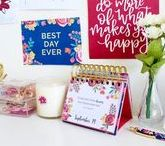 Inspo: Desk Inspiration / Total desk goals!! We're in search of the best, most organized desks that make a #GirlBoss feel empowered and ready to work!