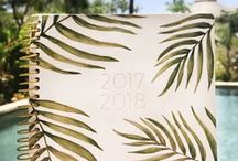 bloom® Trends: Palm Leaves / Why not pretend like it's summer all year long? We love thinking of the beach with our palm leaves design! Check out all the summer inspired products we have to offer