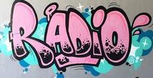 Lettering | Graffiti / Pictures of street art, graffiti style alphabets and more.