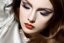 Facades / Gorgeous blends of color and #beauty / #makeup