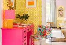 Dream Home of beds, sofas, doors...oh my!  / by P Peoples