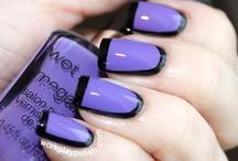 nails and makeups
