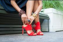 I love shoes / by Maggie Ramsey
