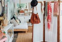 Home decor / Home decor spaces, details, accents, combinations and tips