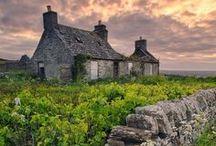 Ireland & Scotland / Sights, Scenes and Vistas from Ireland & Scotland