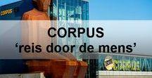 CORPUS 'reis door de mens'