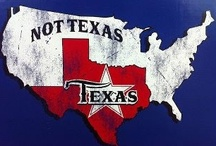 Texas / Things I want when I move to Texas...