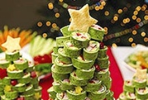 Christmas Party / Decorations and Food  / by Emily Depue Bennett