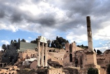 Rome , Italy ~ Great Cities Visited / You'll Love This City Full Of History & Culture