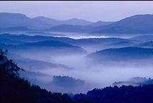 Outdoors, North Carolina.  / Beauty of North Carolina.