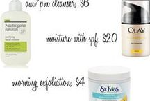 Skin Care / by Kelly Elaine