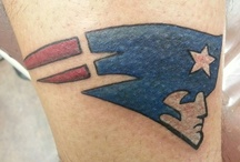 NEW ENGLAND PATRIOTS / by Debbie Cudworth Gilmour