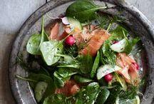 salads / by Regina Henise