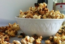 Snacks / Popcorn, Chex Mixes, Puppy Chows, and other snacks / by Maggie Ramsey