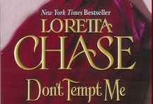 Don't Tempt Me / by Loretta Chase