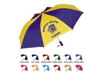 It Just Might Rain / Custom Umbrellas and Rain Ponchos are great fundraisers!