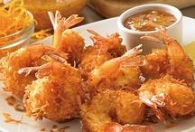 Seafood.... / by Linda Mirabella