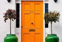 Doors / by Carolina Adams