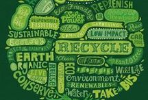 Infograms, green strategies / About green strategies and more