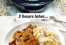 crock pot meals / slow cooker / by Lindsay Spake