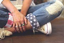 Denim All American / by Emily Depue Bennett