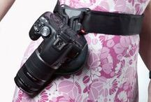Photography Gear / All the Gadgets and useful items I will need someday soon to someday in the future / by Jennifer