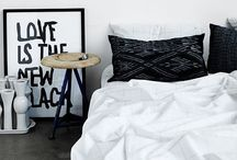 Sweet dreams are made of this. / My bedroom.