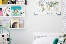 Kids room / by Liz Bryson