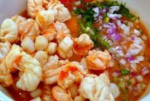 Seafood / yummy seafood recipes / by Lindsay Spake