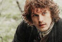 Outlander (Jamie Fraser) / Loving Jamie Fraser  / by Kelly Elaine